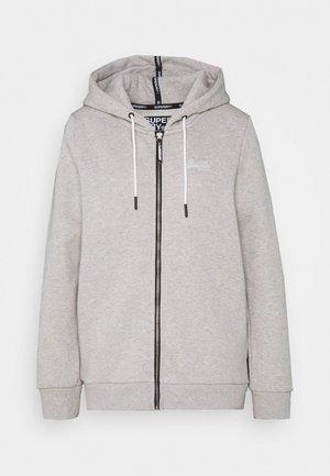 ELITE ZIPHOOD - Zip-up hoodie - spirit grey marl