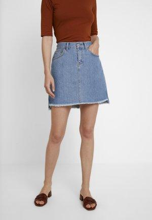 INNIE SKIRT - A-snit nederdel/ A-formede nederdele - naeris wash