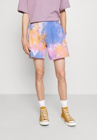 BDG Urban Outfitters - JOGGER UNISEX - Shorts - multi-coloured - 0