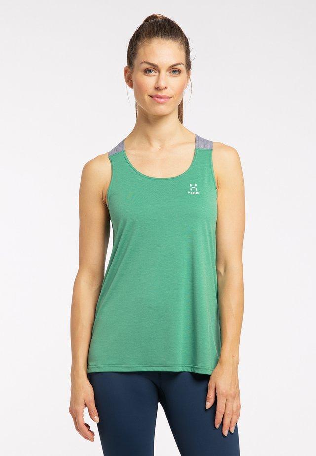 Sports shirt - trail green