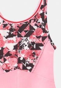 Nike Performance - LEOTARD - trikot na gymnastiku - pink/university red - 2