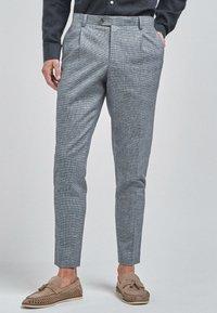 Next - Suit trousers - blue - 0