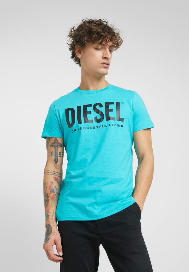 T-DIEGO-LOGO - T-shirt con stampa - green