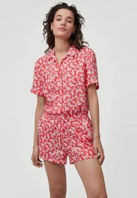 O'Neill - Shorts - red with pink or purple - 0