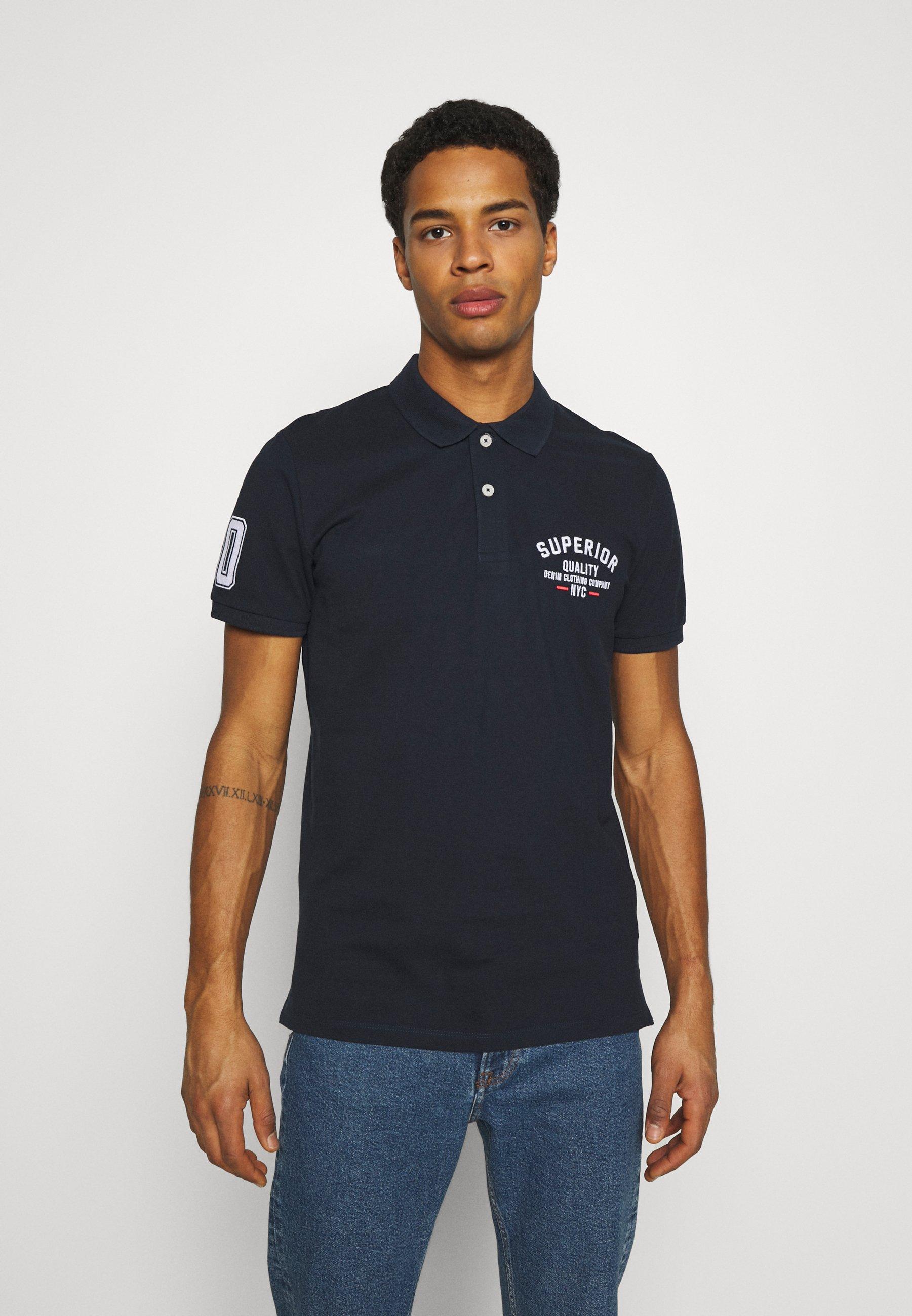 Men JJAPPLICA - Polo shirt