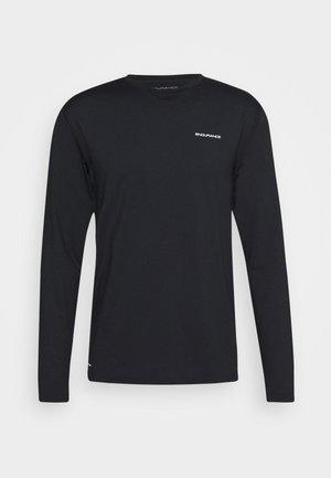 KULON PERFORMANCE - Treningsskjorter - black