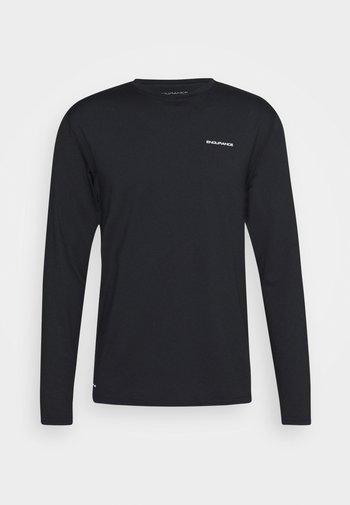 KULON PERFORMANCE TEE - Funkční triko - black