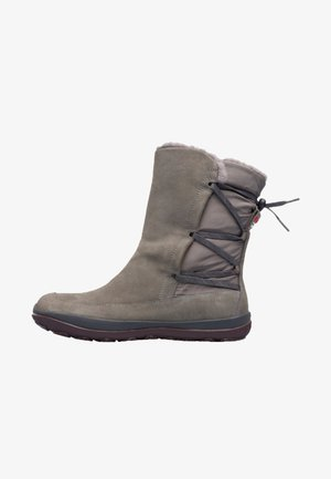 PEU PISTA  - Winter boots - gray