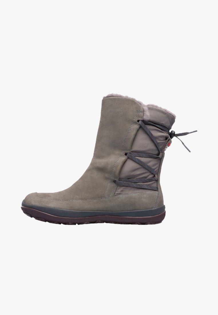 Camper - PEU PISTA  - Winter boots - gray