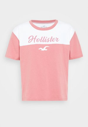 SPORTY - T-shirts med print - pink