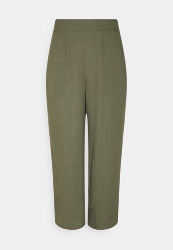 VMHELENMILO CULOTTE PANT  - Bukse - kalamata