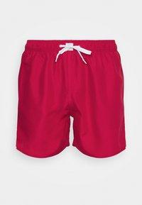 JBS - SWIM WEAR - Swimming shorts - red - 3
