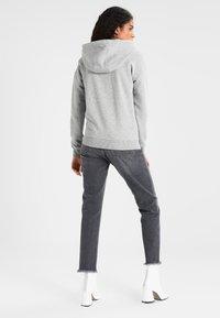 Urban Classics - Sweater met rits - grey - 2
