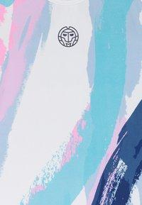 BIDI BADU - ADRIANA TECH TANK  - Top - white/aqua - 2