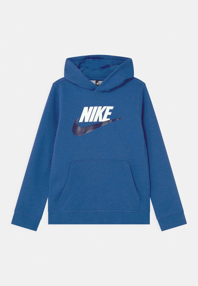 Nike Sportswear - CLUB - Bluza z kapturem - game royal