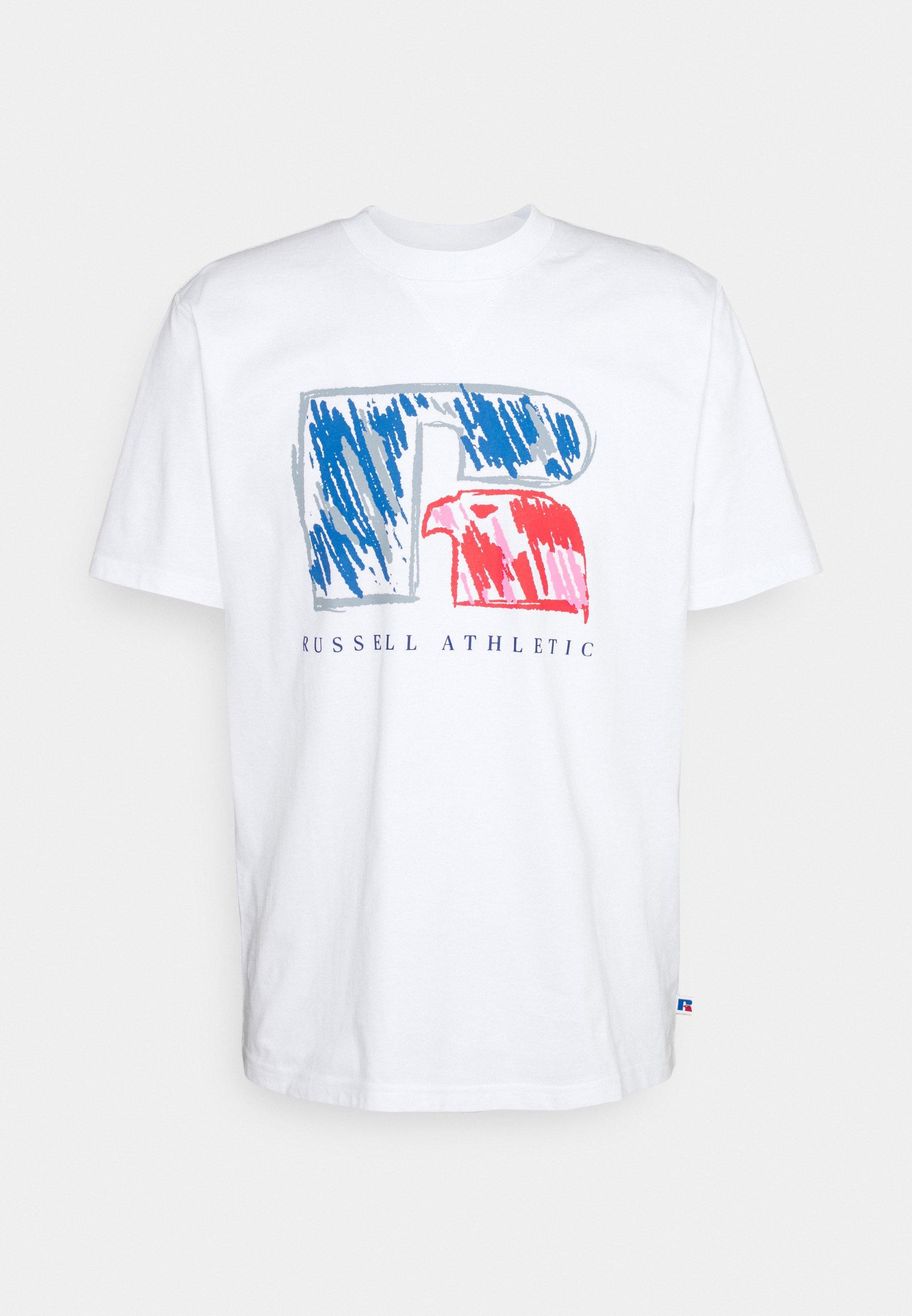 Men HANSEN - Print T-shirt