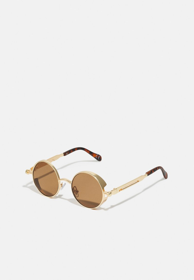 Jeepers Peepers - UNISEX - Lunettes de soleil - gold-coloured