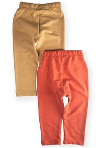 Cigit - POCKET BUTTONED  PACK OF 2 - Tracksuit bottoms - red - 1