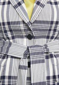 HUGO - ACARI - Blazer - dark blue/white - 7