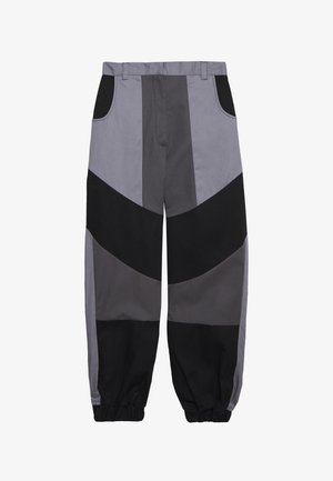 PRESSURE PANT - Trousers - grey
