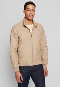 CELIO - RUCOTTON - Summer jacket - beige - 0