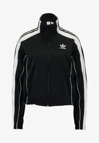 adidas Originals - TRACKTOP - Trainingsjacke - black - 4