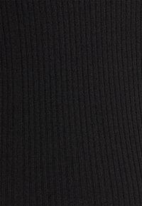 Anna Field - Pletené šaty - black - 2