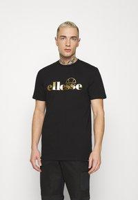 Ellesse - MAGI - Print T-shirt - black - 0