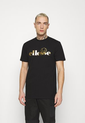 MAGI - Camiseta estampada - black