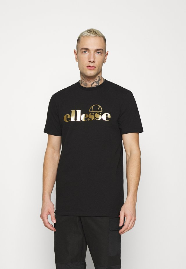 MAGI - Print T-shirt - black