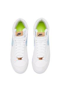 Nike Sportswear - BLAZER MID '77  - Sneakers hoog - white/obsidian/multicolor - 5