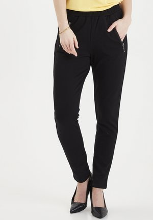 FRITSTRETCH - Pantalon de survêtement - black