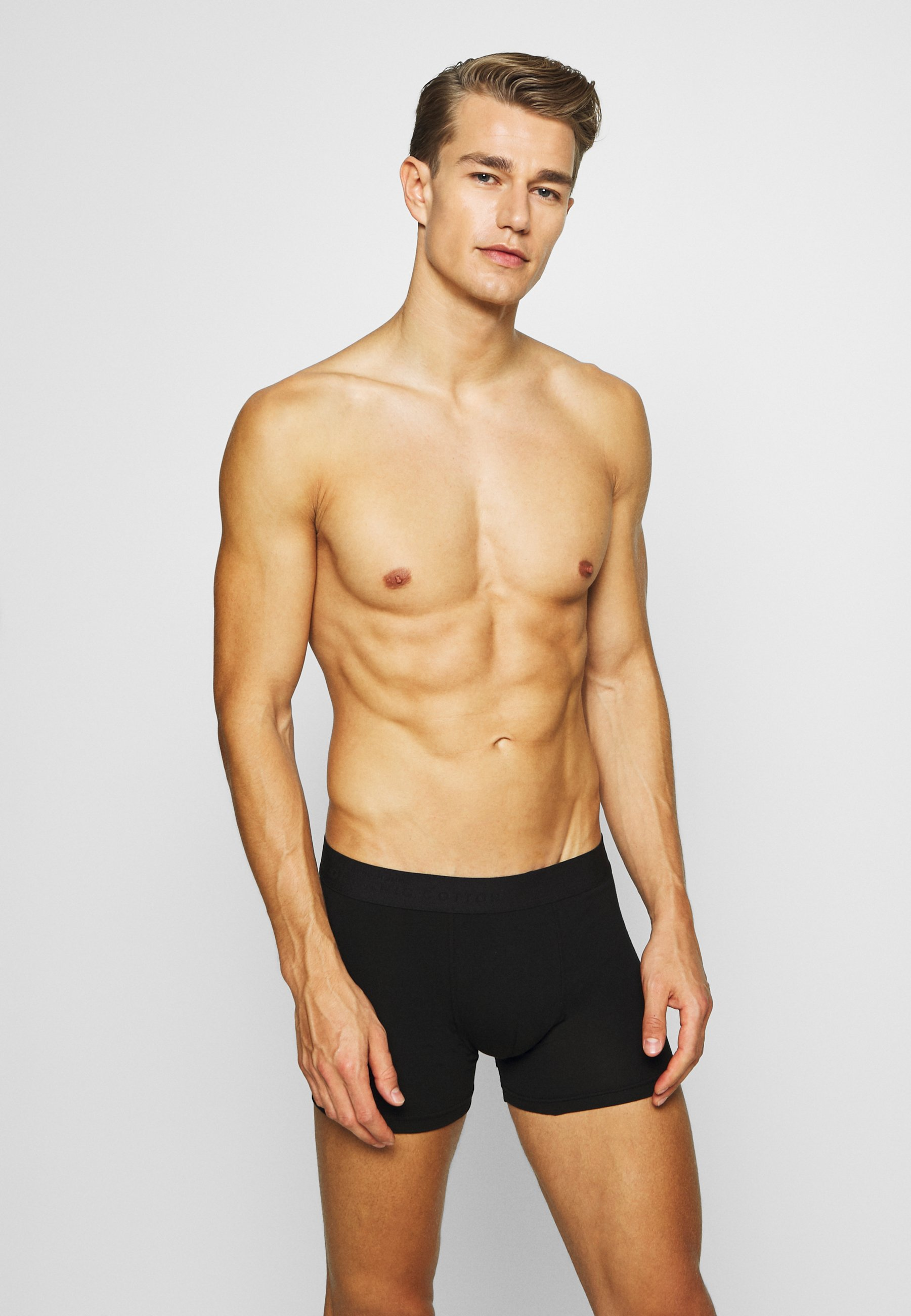 Uomo SLHAIDEN TRUNK 5 PACK - Culotte