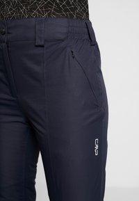 CMP - WOMAN SKI PANT - Spodnie narciarskie - black/blue - 3