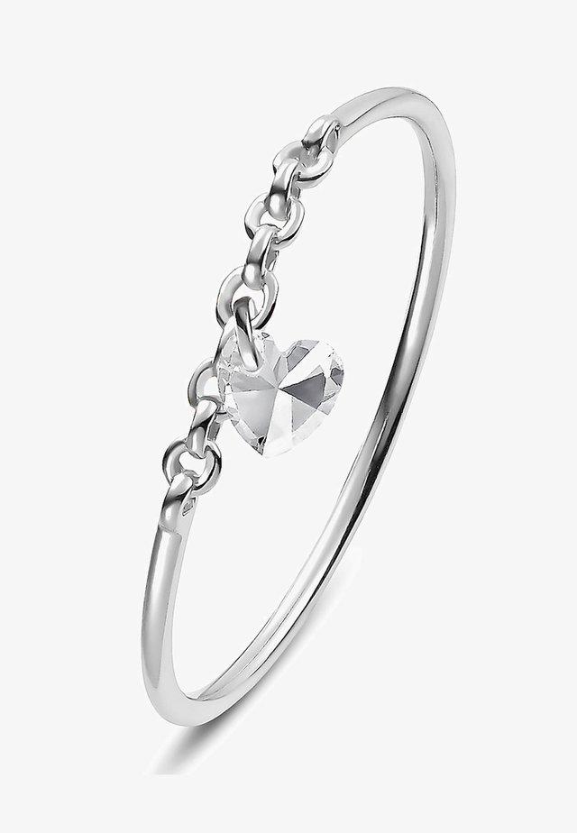 MY VALENTINE - Ring - silber
