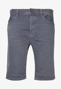 Replay - MA981B SHORT - Denim shorts - stone blue - 3