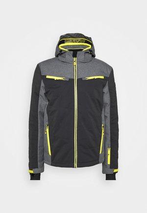 SAVOGNIN - Ski jacket - dunkelanthra