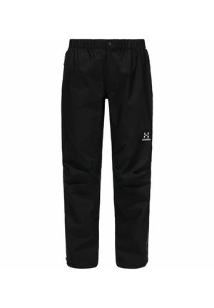 L.I.M PANT  - Tygbyxor - true black