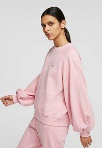 KARL LAGERFELD - Sweatshirt - pink - 3