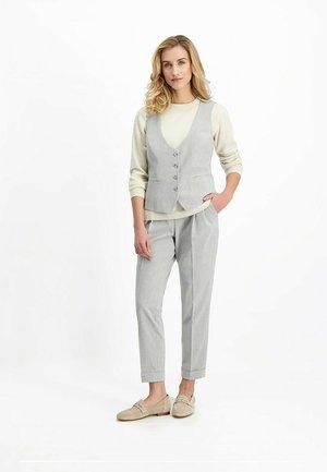 Pantalon classique - hellgrau