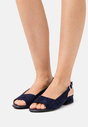PANA - Sandals - notte