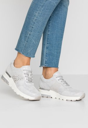 Trainers - grey/silver