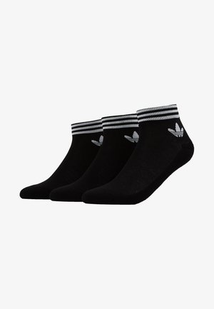 3 PACK - Socks - black/white