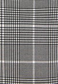 Bershka - Short coat - dark grey - 4