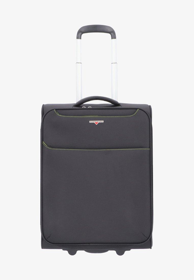 Hardware - XLIGHT - Wheeled suitcase - black