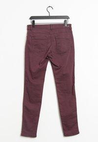 Bonita - Straight leg jeans - purple - 1
