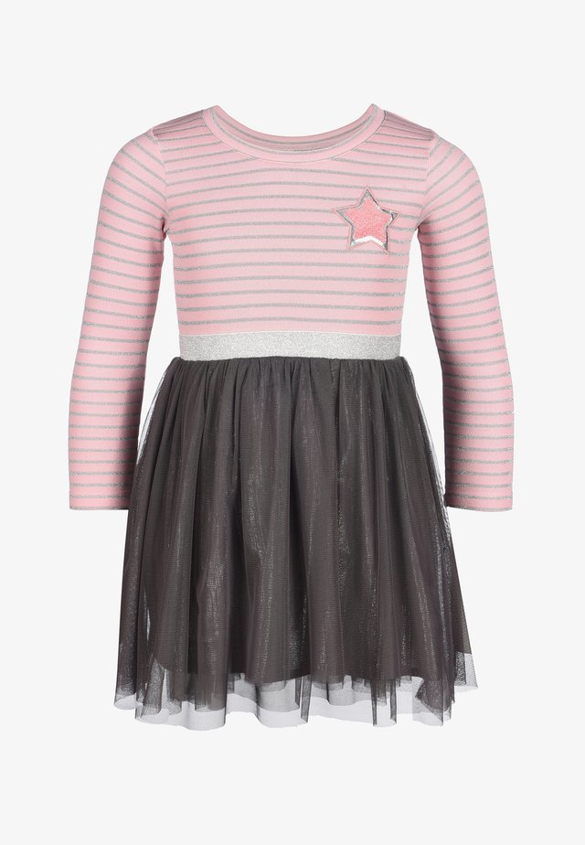 MIT GLITZERROCK - Day dress - rose