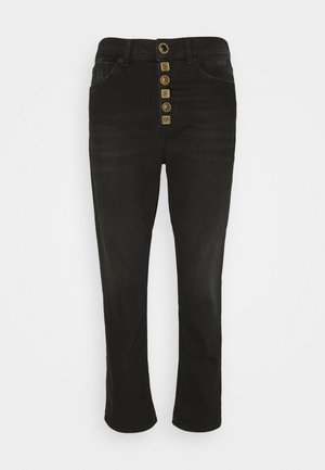 KOONS - Relaxed fit jeans - black