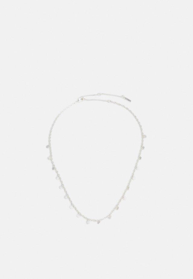 NECKLACE PANNA - Halskæder - silver-coloured