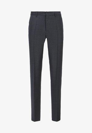 Suit trousers - dark grey
